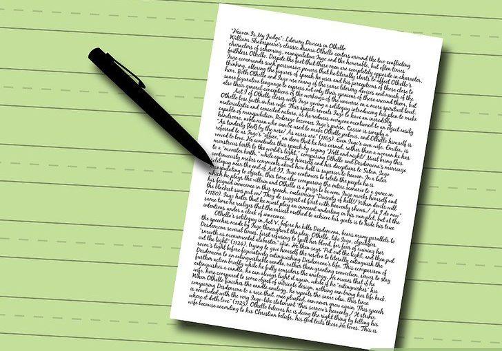 Essays Writing