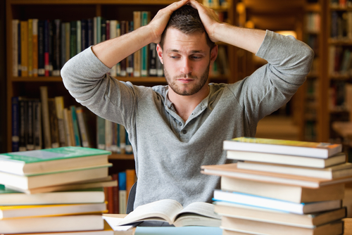 How To Avoid Stress During Your Study